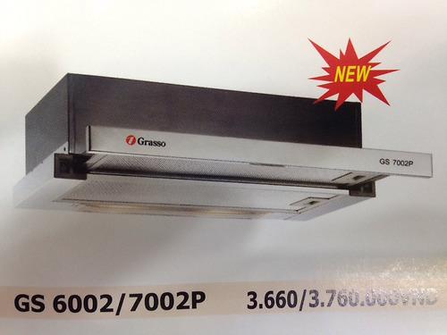 Máy hút mùi Grasso GS 6002P