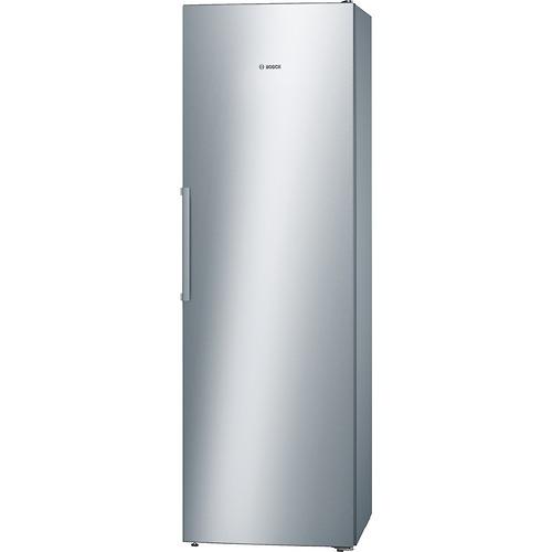 Tủ mát màu inox Bosch KSV36VI30