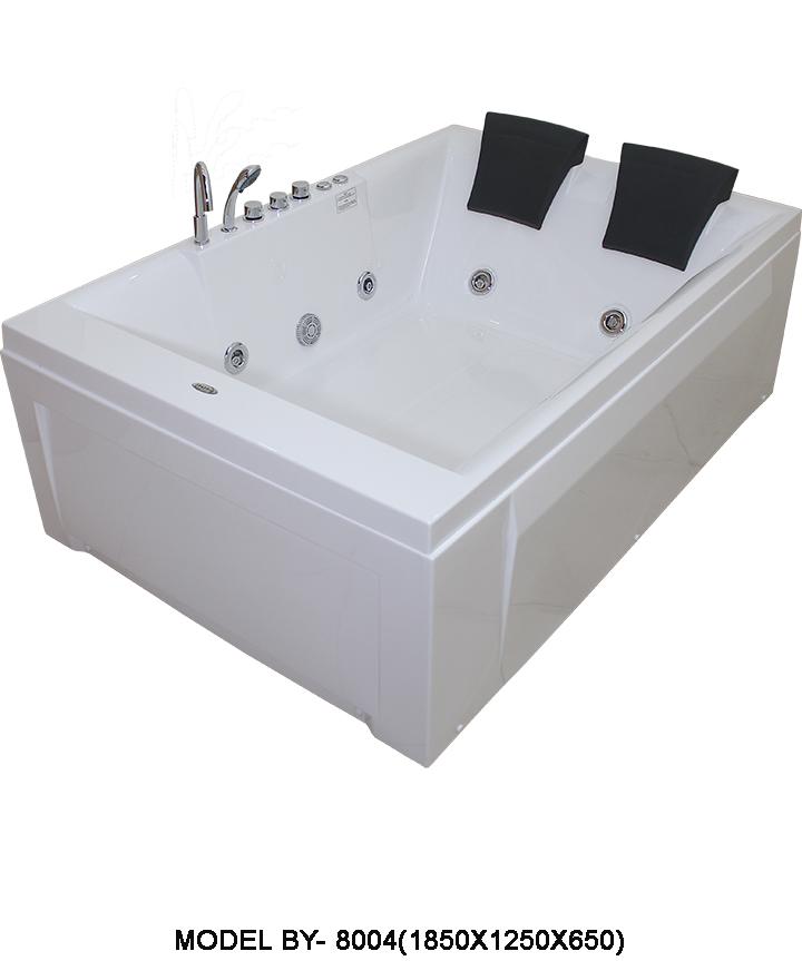 Tính năng  bồn tắm nằm massage đôi Brother BY-8004