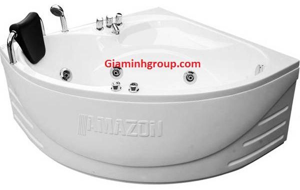Bồn tắm góc Amazon