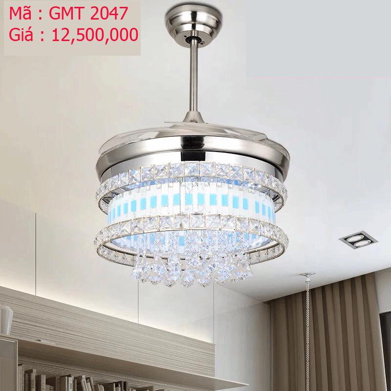 Dùng sản phẩm Quạt trần có đèn GMT 2047 có phải chăng như lời đồn