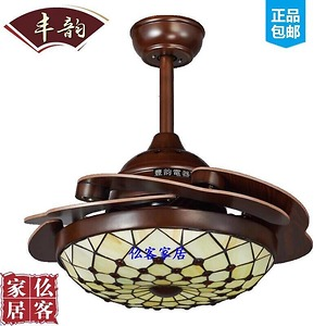 Quạt trần đèn 368 Classic
