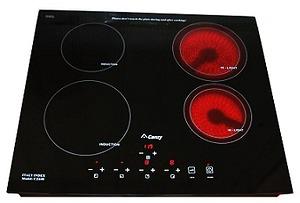 Bếp bốn điện từ Canzy CZ 640