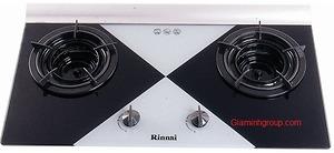 Bếp ga âm Rinnai RVB-2Gi(XW)