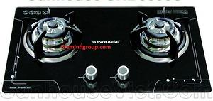 Bếp gas âm sunhouse SHB8833S