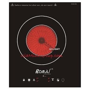 Bếp hồng ngoại đơn Romal RE 03C