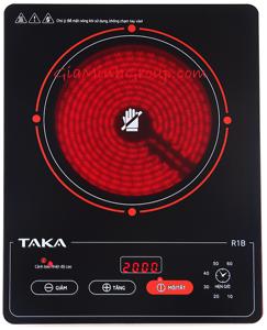 Bếp hồng ngoại đơn Taka R1B