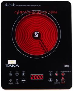 Bếp hồng ngoại đơn Taka R1M