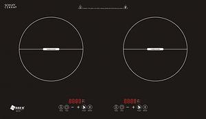Bếp từ Arber Ab 375 sử dụng mặt kính schott ceran