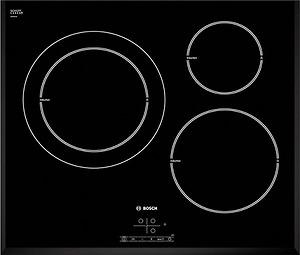 Bếp từ Bosch PIJ651B17E 01 vùng bếp khổng lồ 28 cm