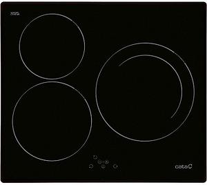 Bếp từ Cata IB 603 BK được sản xuất tại Tây Ban Nha