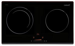 Bếp từ Cata IB 772 tổng công suất lên tới 6.0 KW