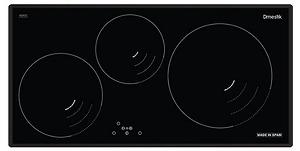 Bếp từ Dmestik ES753DKI sử dụng mặt kính schott ceran