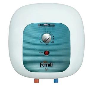 Bình nóng lạnh Ferroli Cubo E 15L (Titanium Chống giật)