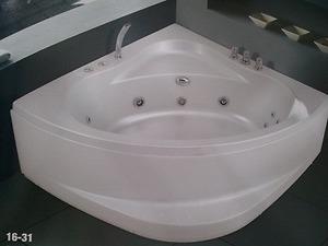 Bồn tắm góc massage Daros DR 16-31