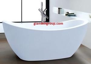 Bồn tắm Govern JS 0726 thiết kế dạng thuyền