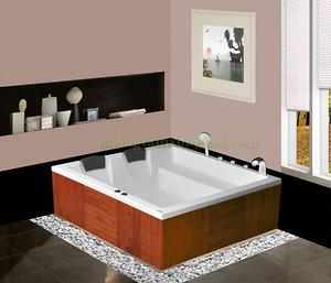 Bồn tắm massage Euroca eu1-1616