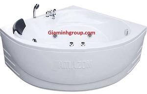 Bồn tắm massage góc Amazon TP 8000 chính hãng