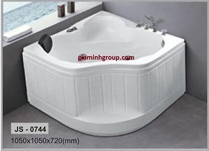 Bồn tắm massage góc Govern JS 0744