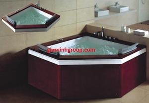 Bồn tắm massage Govern JS 0503 thiết kế dạng góc