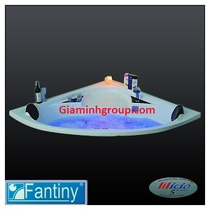 Bồn tắm massage Micio MMA-140M Acrylic trắng