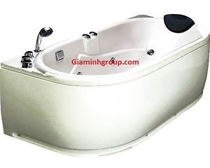 Bồn tắm massage Micio MMA 160MS chất liệu ngọc trai
