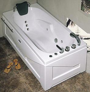 Bồn tắm massage Nofer NG 5502PR (có sục khí, đế ngọc trai)