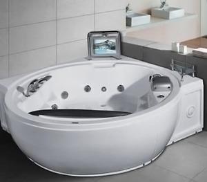 Bồn tắm massage Nofer PM 1818 (có sục khí)