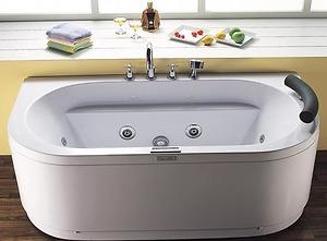 Bồn tắm massage Nofer VR 102 (có sục khí)