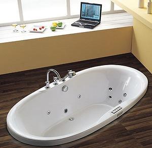 Bồn tắm massage Nofer VR 107 (có sục khí)
