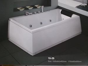 Bồn tắm massage Sục khí Daros DR 16-29