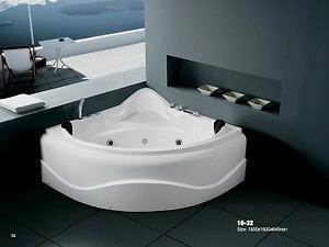 Bồn tắm massage Sục khí Daros DR 16-32