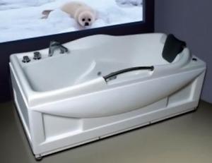 Bồn tắm nằm Govern JS 8162 thiết kế hình chữ nhật
