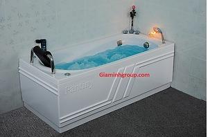 Bồn tắm nằm massage Fantiny MBM-150R