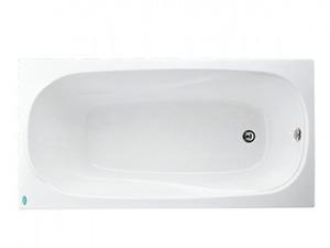 Bồn tắm xây Caesar AT0170 không chân không yếm