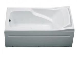 Bồn tắm xây Caesar AT0460 không chân yếm