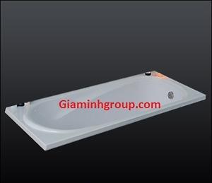 Bồn tắm xây Micio MMA170S acrylic trắng