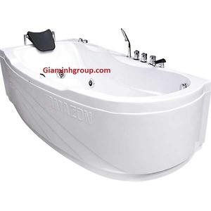 Bồn tắm xục massage Amazon TP-8005 hình trái xoài