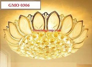 Đèn ốp trần mâm led GMO 0306