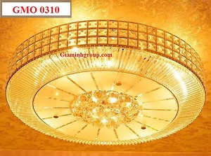 Đèn ốp trần mâm led GMO 0310