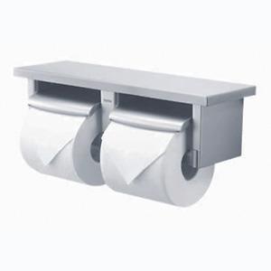 Hộp đựng giấy vệ sinh đôi kèm kệ ToTo DS716W