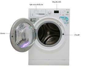 Máy giặt Ariston WMG10437 BS