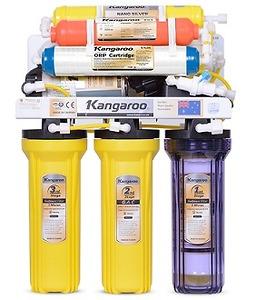 Máy lọc nước RO Kangaroo 7 lõi lọc KG117