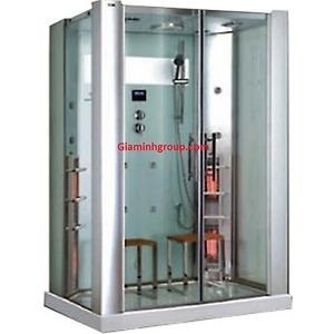 Phòng tắm xông hơi khô kết hợp ướt Govern K022