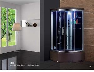 Phòng tắm xông hơi massage Daros DR16-05