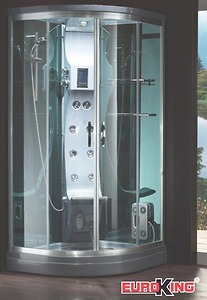 Phòng xông hơi Euroking EU 8032B ( Phòng xông hơi ướt Massge )