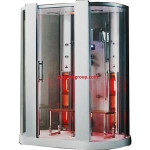 Phòng xông hơi khô kết hợp ướt Govern K026 siêu bền