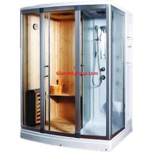 Phòng xông hơi khô ướt Govern JS 8138 nhập khẩu
