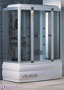 Phòng xông hơi Nofer VS 806 (Xông hơi ướt, Massage, Sục khí)