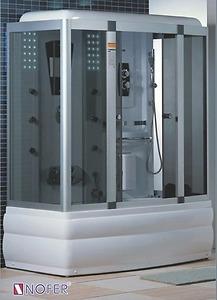 Phòng xông hơi Nofer VS 807 (Xông ướt, Massage, Sục khí)